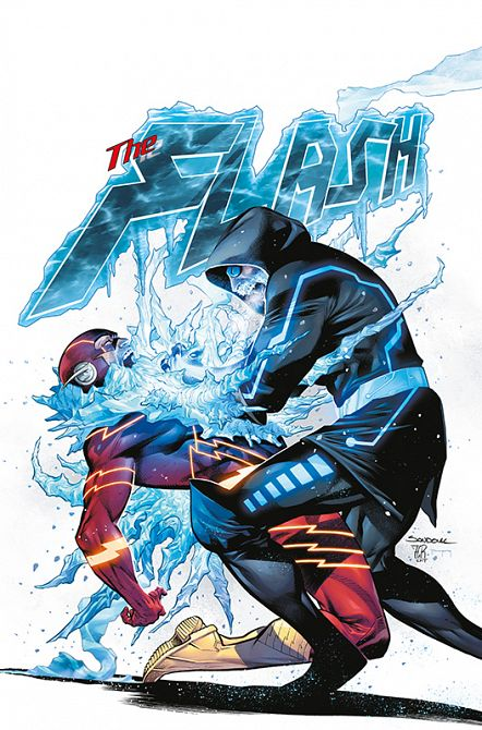 FLASH (REBIRTH) #13