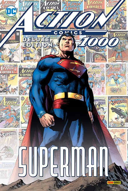 SUPERMAN - ACTION COMICS 1000 (DELUXE EDITION)