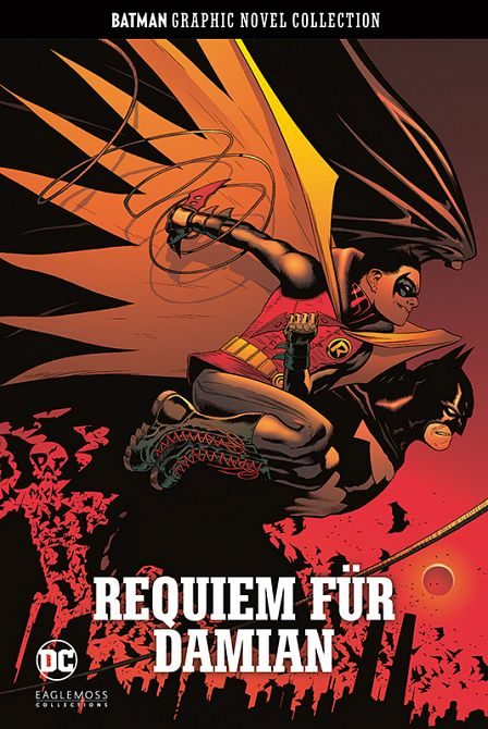 BATMAN GRAPHIC NOVEL COLLECTION 32: REQUIEM FÜR DAMIAN #32
