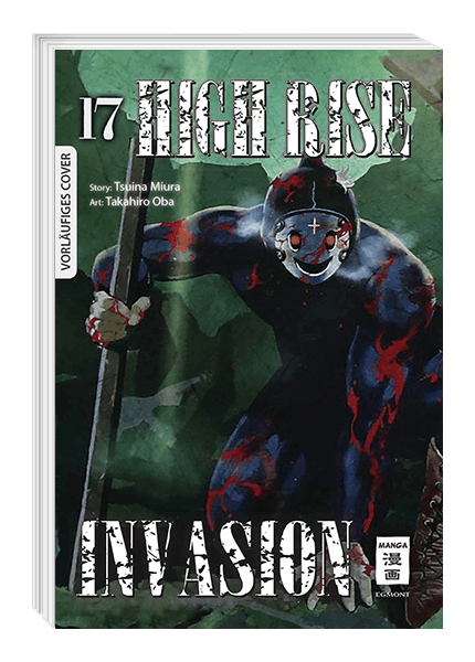 HIGH RISE INVASION #17
