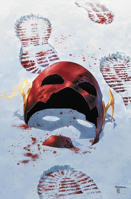FLASH TP VOL 12 DEATH AND THE SPEED FORCE