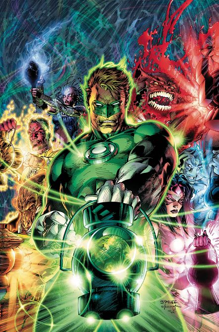 GREEN LANTERN 80 YEARS OF THE EMERALD KNIGHT HC