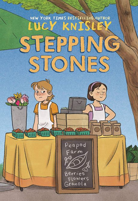 STEPPING STONES HC GN