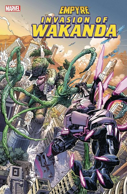 EMPYRE INVASION OF WAKANDA #2