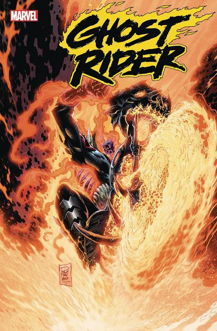GHOST RIDER RETURN OF VENGEANCE #1