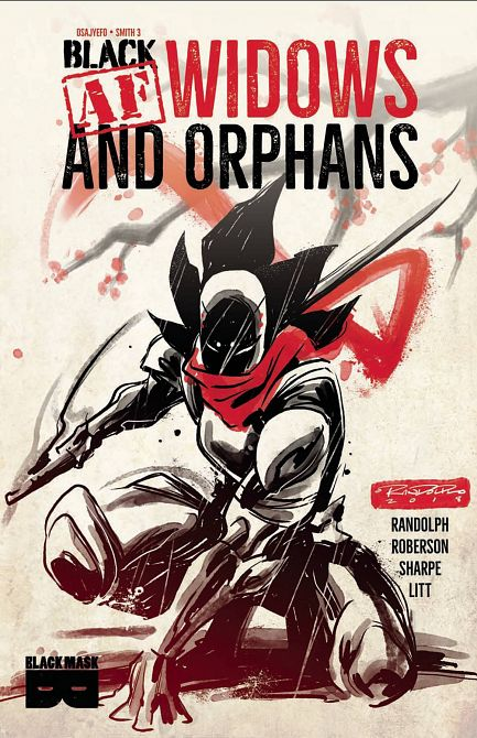BLACK AF WIDOWS & ORPHANS TP VOL 01
