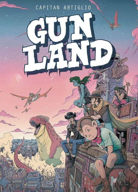 GUNLAND GN VOL 01