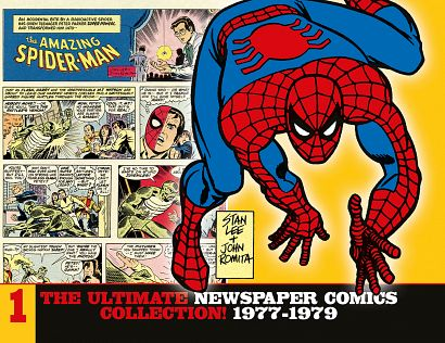 SPIDER-MAN NEWSPAPER COMIC COLLECTION  (HC) #01