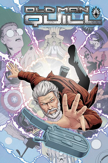 OLD MAN QUILL #02