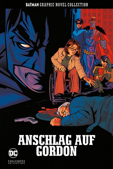 BATMAN GRAPHIC NOVEL COLLECTION 35: ANSCHLAG AUF GORDON #35