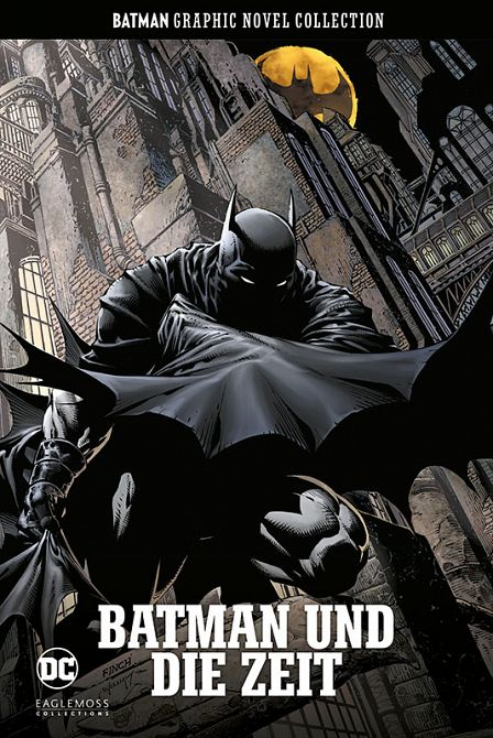 BATMAN GRAPHIC NOVEL COLLECTION 37: BATMAN UND DIE ZEIT #37