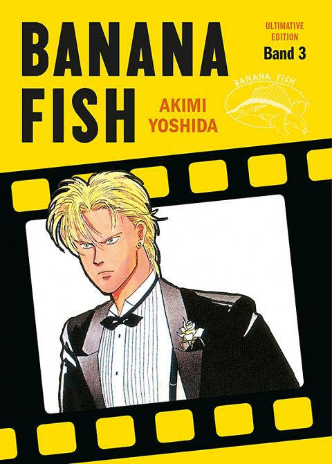 BANANA FISH: ULTIMATIVE EDITION #03