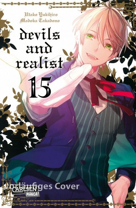 DEVILS AND REALIST #15