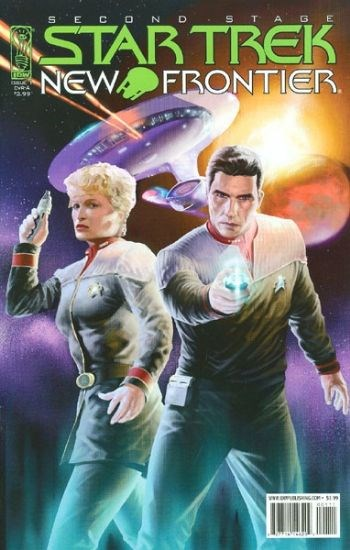 STAR TREK NEW FRONTIER (2008)