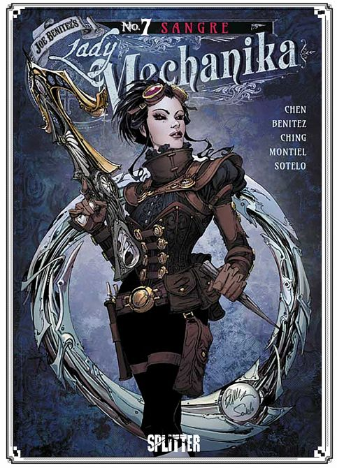 Lady Mechanika (ab 2017) #07
