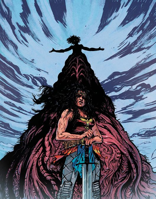 WONDER WOMAN DEAD EARTH #4