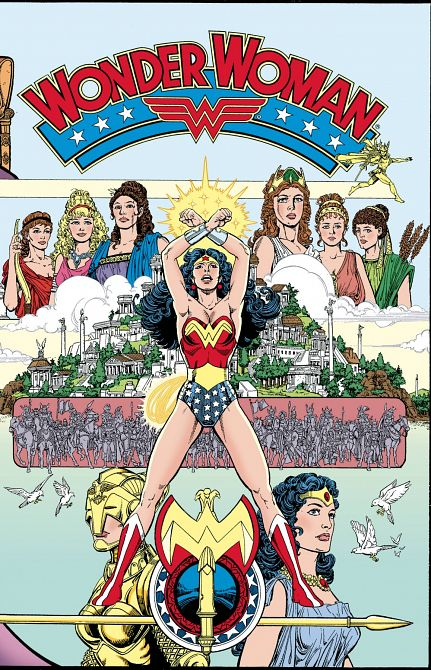 WONDER WOMAN FACSIMILE EDITION #1