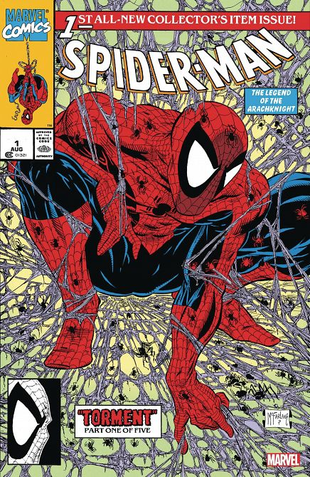 SPIDER-MAN FACSIMILE EDITION #1