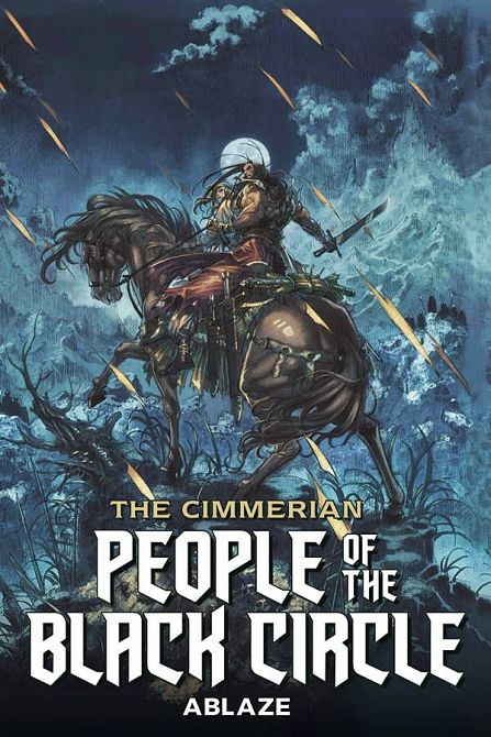 CIMMERIAN PEOPLE OF BLACK CIRCLE #1