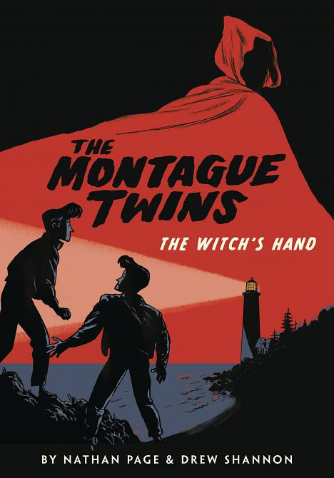 MONTAGUE TWINS GN VOL 01 WITCHS HAND
