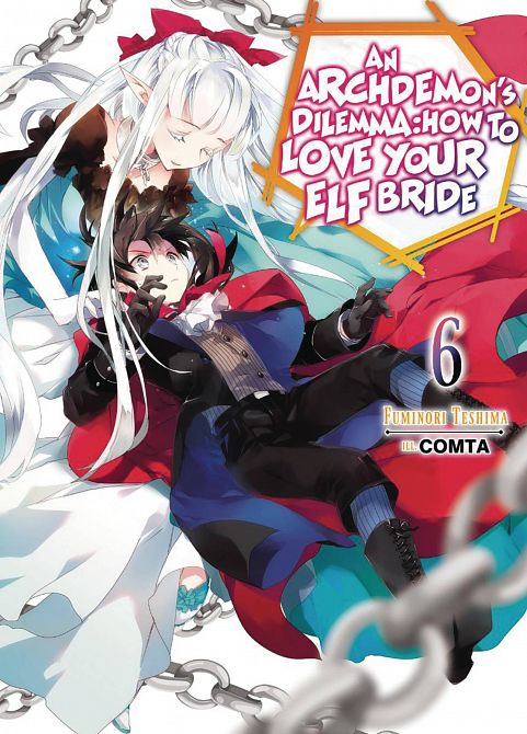 ARCHDEMONS DILEMMA HOW LOVE ELF BRIDE LIGHT NOVEL SC VOL 06
