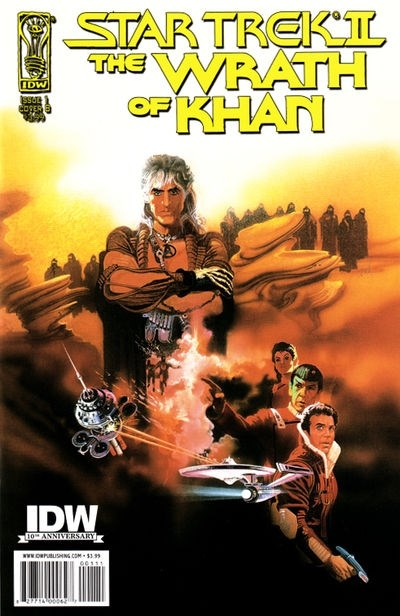 STAR TREK WRATH OF KHAN (2009)