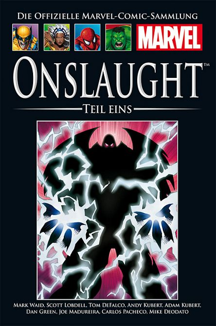 HACHETTE PANINI MARVEL COLLECTION 192: Onslaught: Teil Eins #192