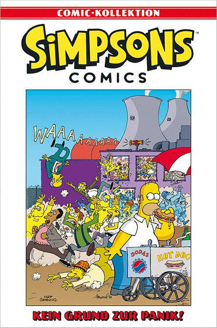 SIMPSONS COMIC-KOLLEKTION #64