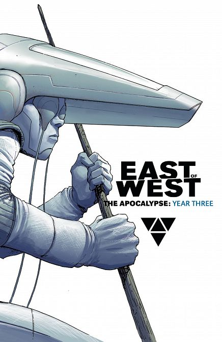 EAST OF WEST THE APOCALYPSE YEAR THREE HC