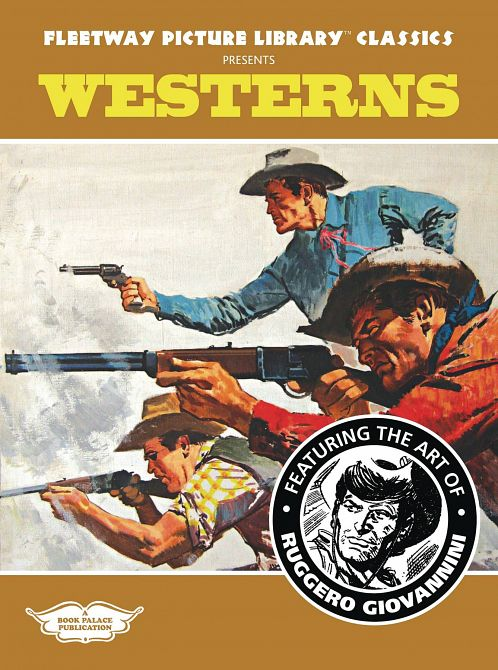 FLEETWAY PICTURE LIBRARY SC WESTERNS