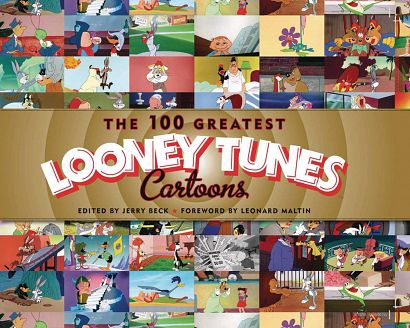 100 GREATEST LOONEY TUNES CARTOONS HC NEW PTG