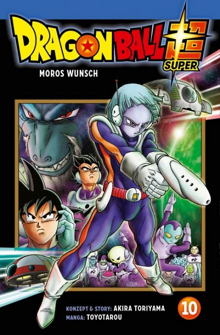 DRAGON BALL SUPER #10