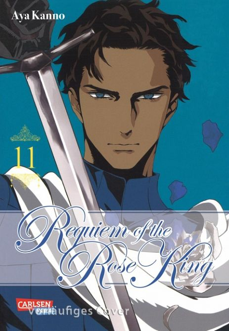 REQUIEM OF THE ROSE KING #11