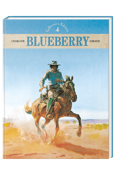 BLUEBERRY COLLECTORS EDITION #04