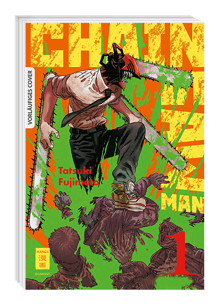 CHAINSAW MAN #01