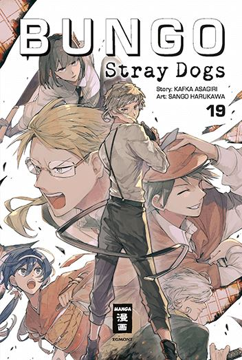 BUNGO STRAY DOGS #19