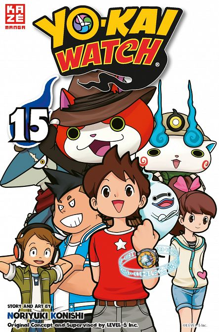 YO-KAI WATCH #15