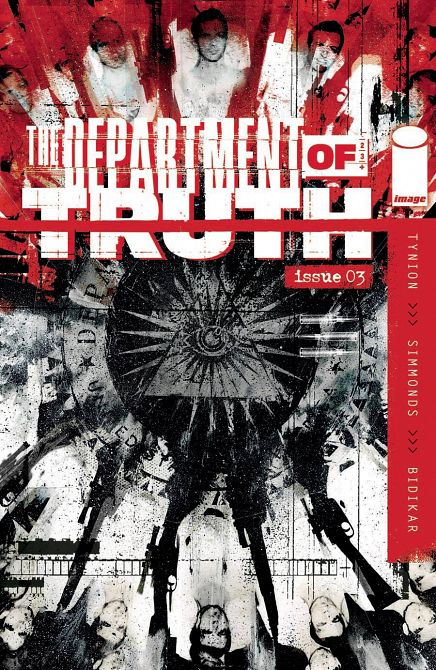 DEPARTMENT OF TRUTH #3