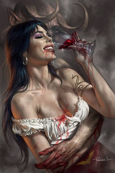 VENGEANCE OF VAMPIRELLA #12