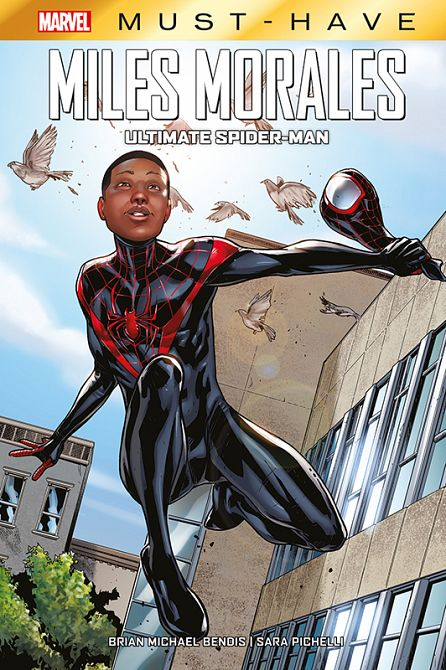 MARVEL MUST-HAVE: MILES MORALES - ULTIMATE SPIDER-MAN (HC)