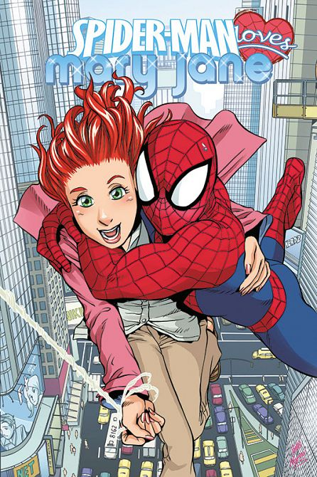 SPIDER-MAN LIEBT MARY JANE
