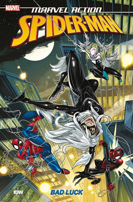 MARVEL ACTION: SPIDER-MAN (SC) #03