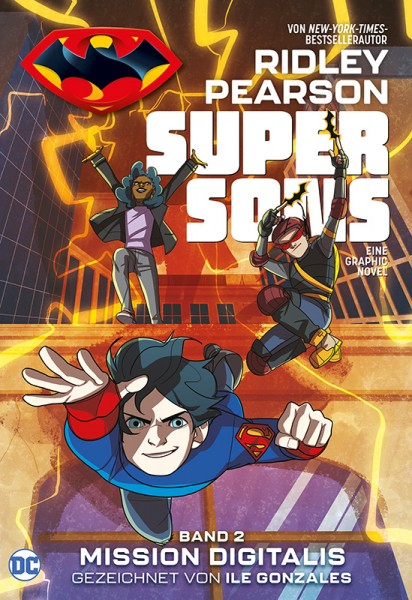 SUPER SONS - MISSION DIGITALIS #2