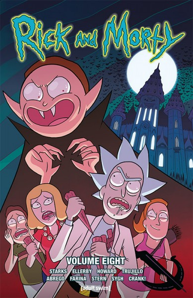 RICK AND MORTY (ab 2018) #08