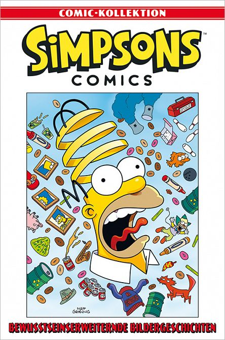 SIMPSONS COMIC-KOLLEKTION #69
