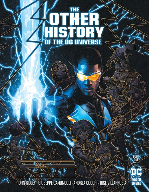 OTHER HISTORY OF THE DC UNIVERSE #1