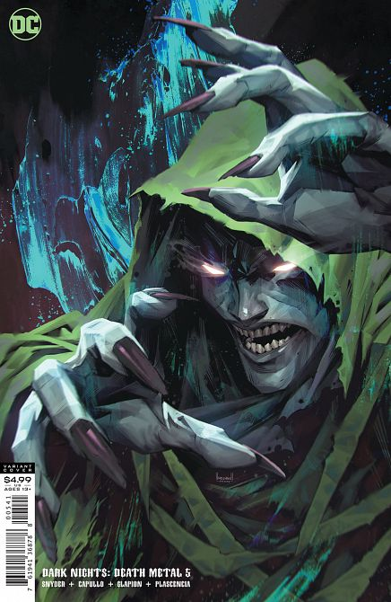 DARK NIGHTS DEATH METAL #5