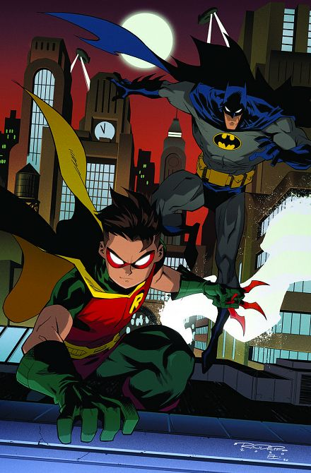 BATMAN THE ADVENTURES CONTINUE #6