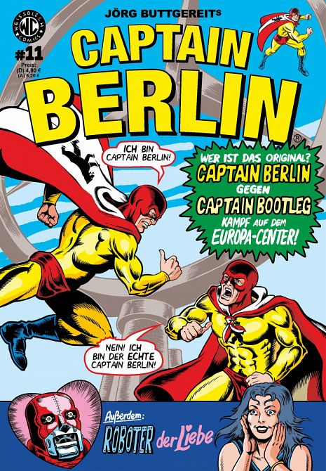 CAPTAIN BERLIN #11