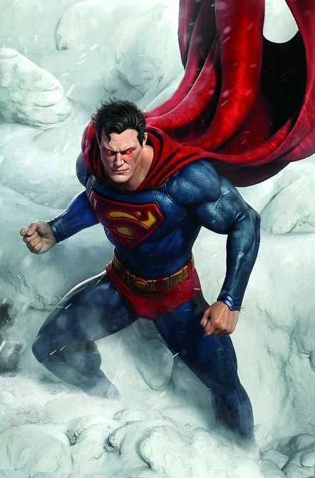 SUPERMAN ENDLESS WINTER SPECIAL #1